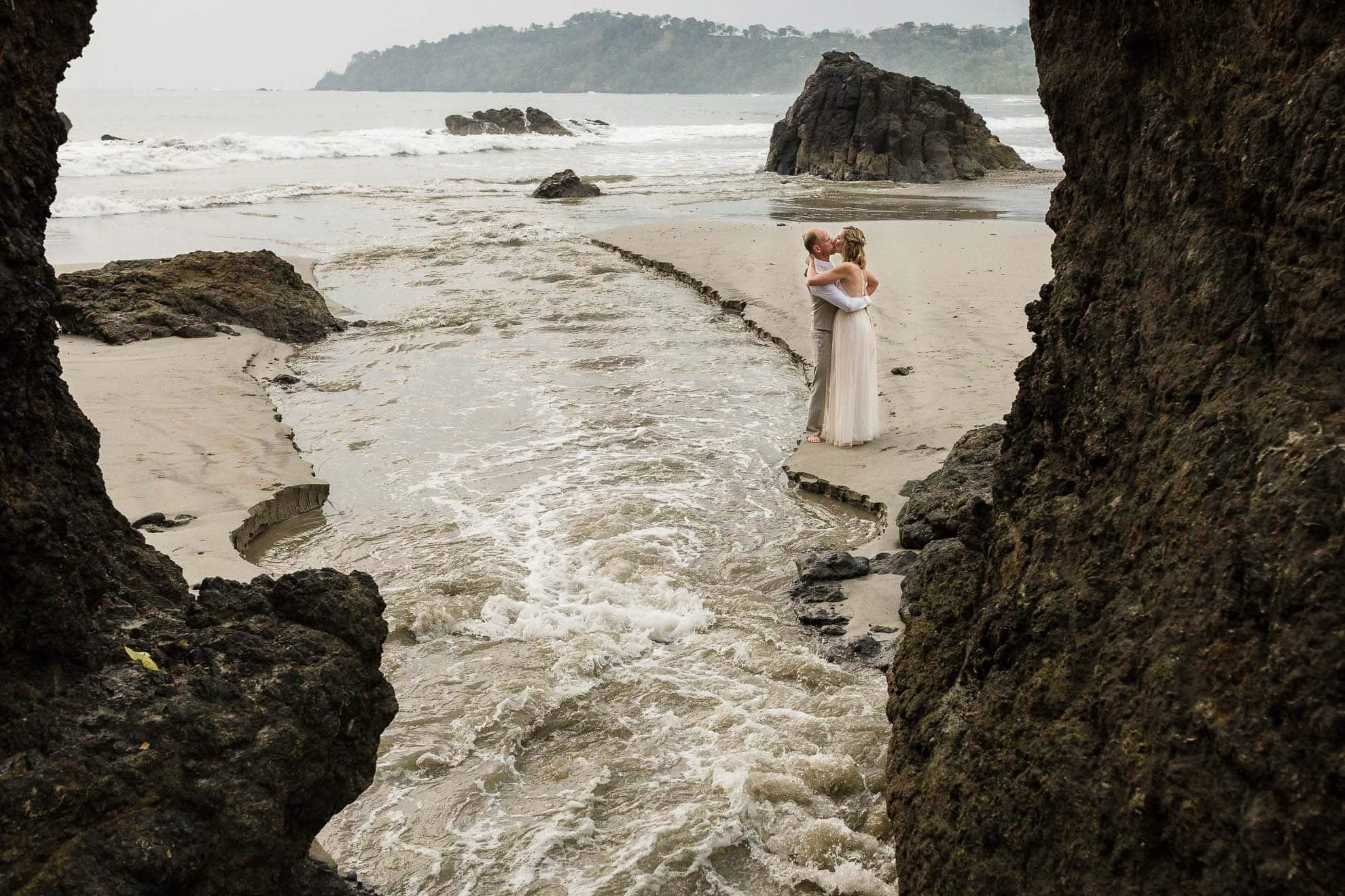 Manuel Antonio Beach Wedding