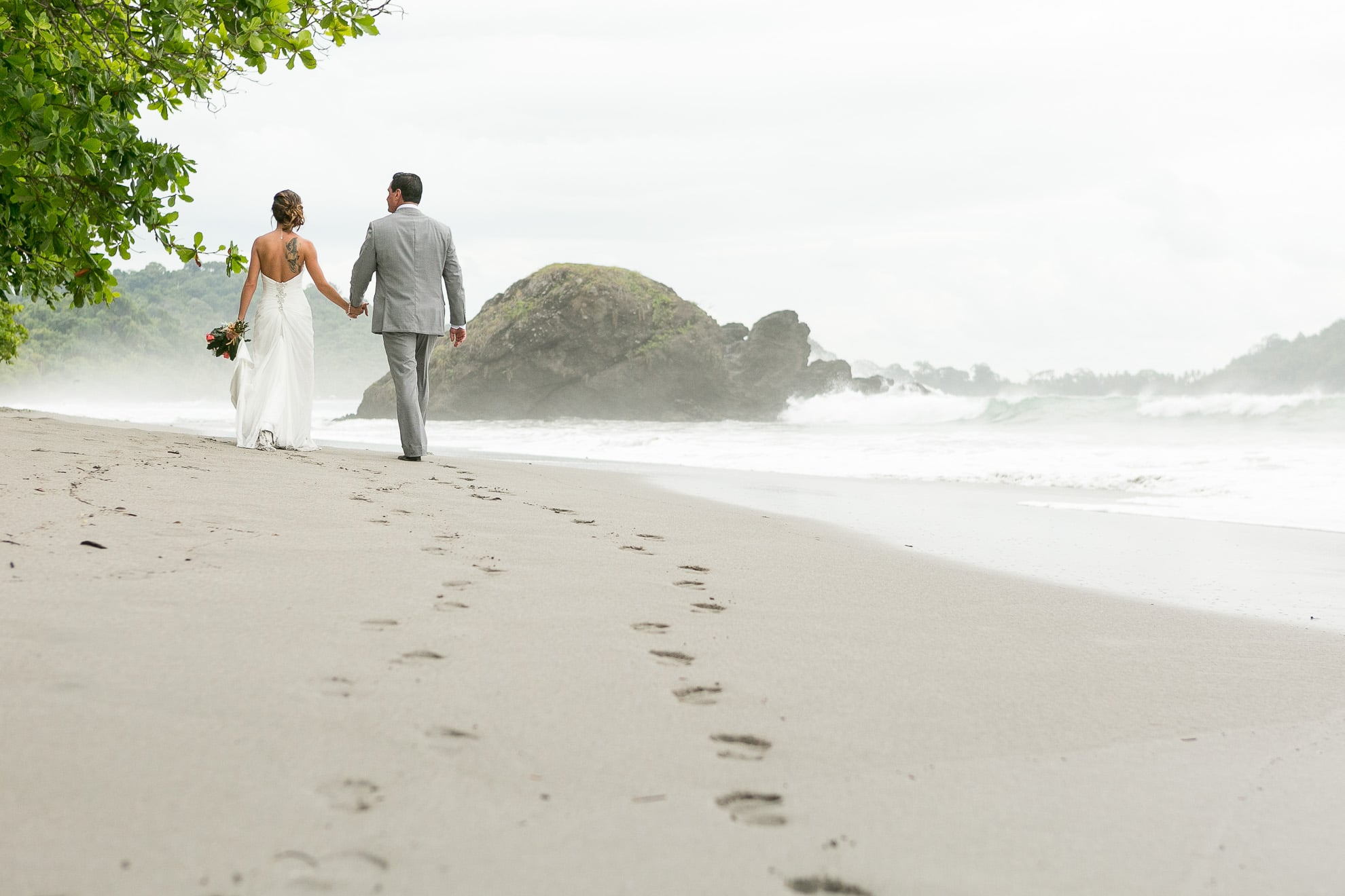 Destination weddings Arenas del Mar