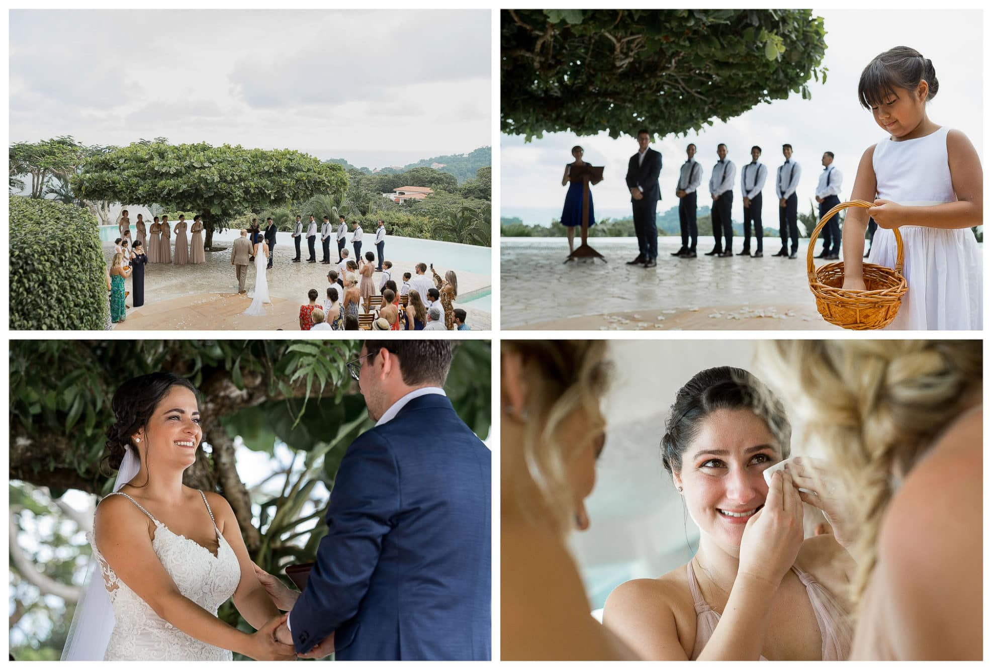 Mariposa Hotel Wedding Ceremony