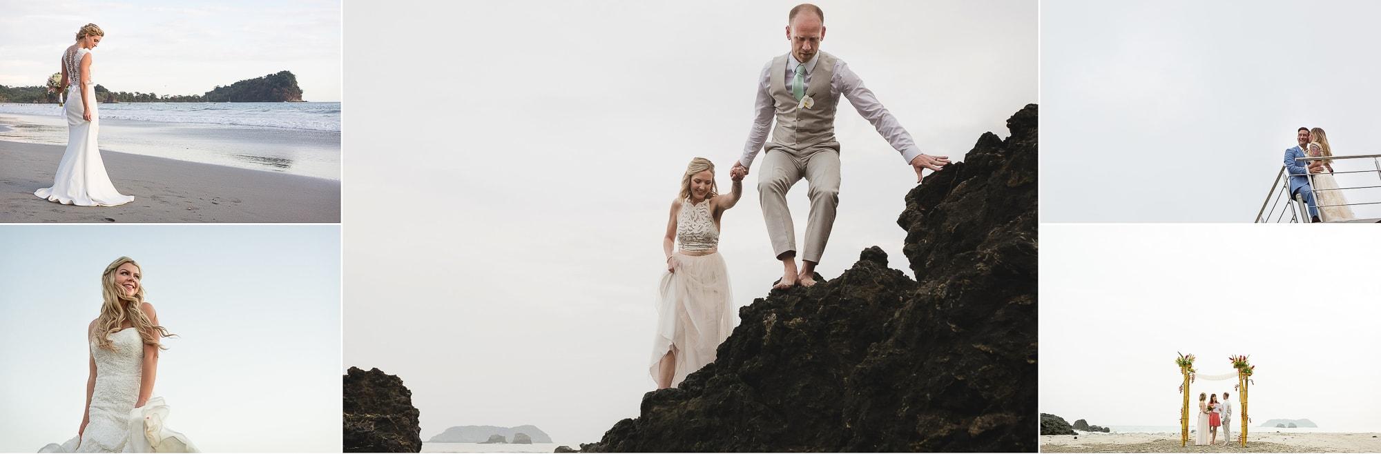 best of 2017 costa rica wedding photography