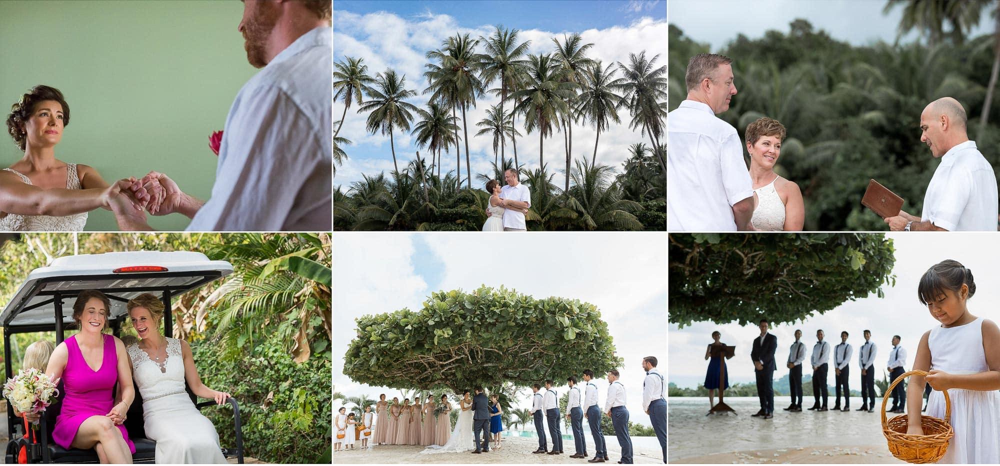 manuel antonio weddings