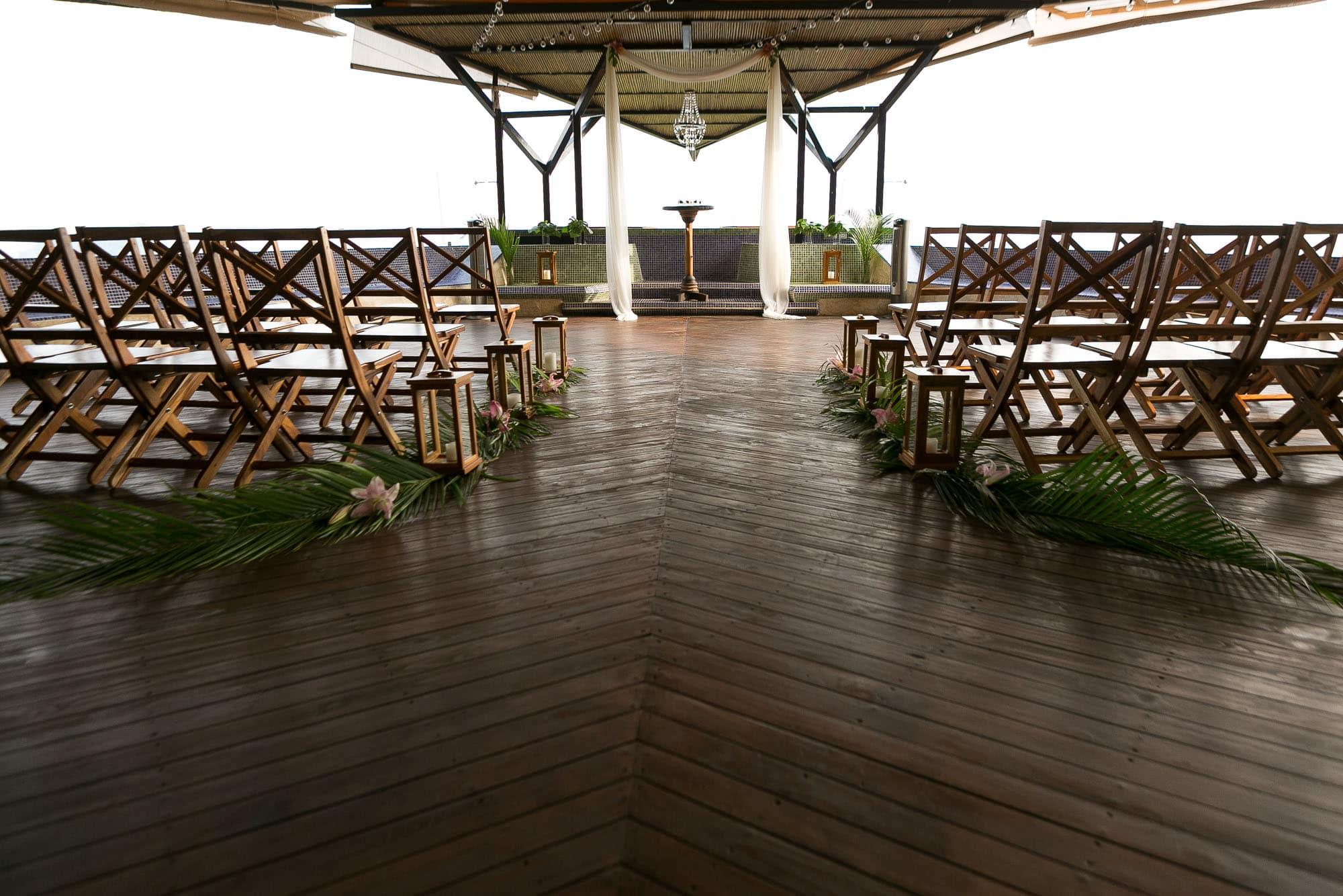 wedding ceremony in costa rica