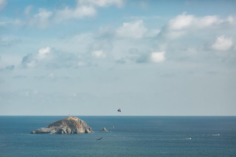 view of manuel antonio islands