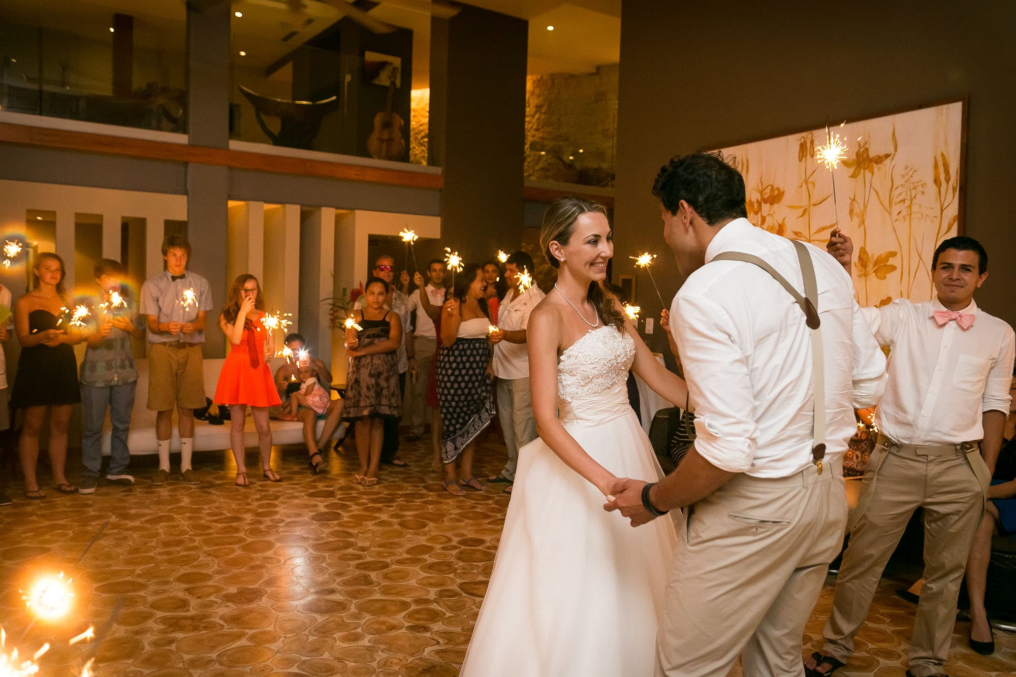 first dance in costa rica
