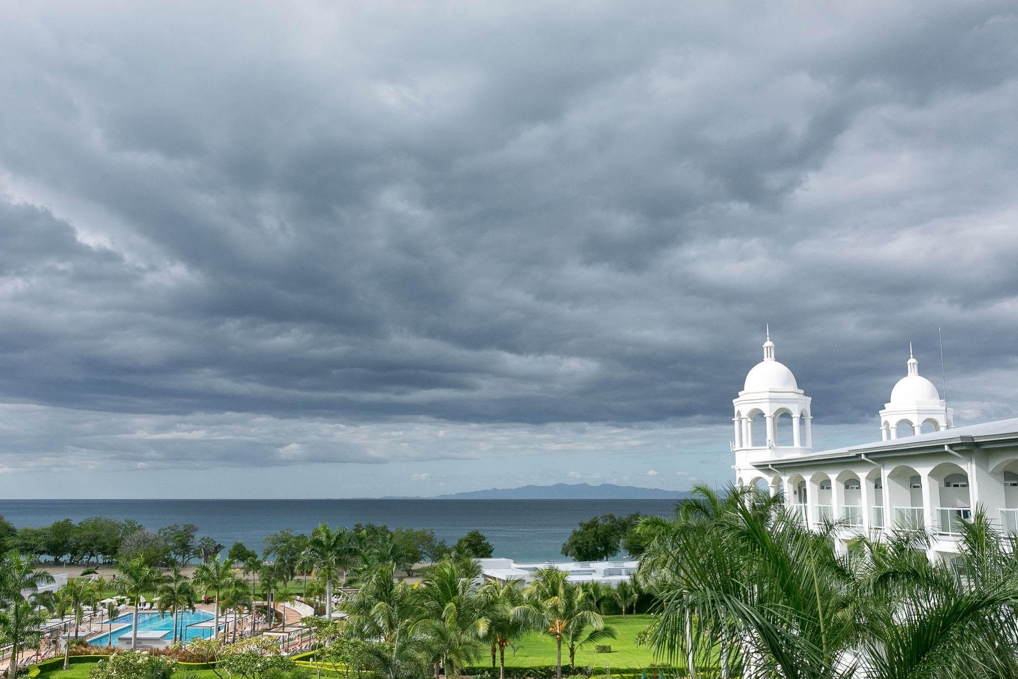 view of riu palace riu guanacaste