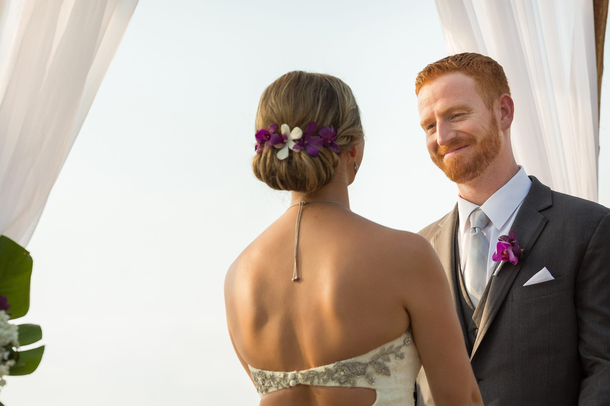 wedding in riu palace costa rica