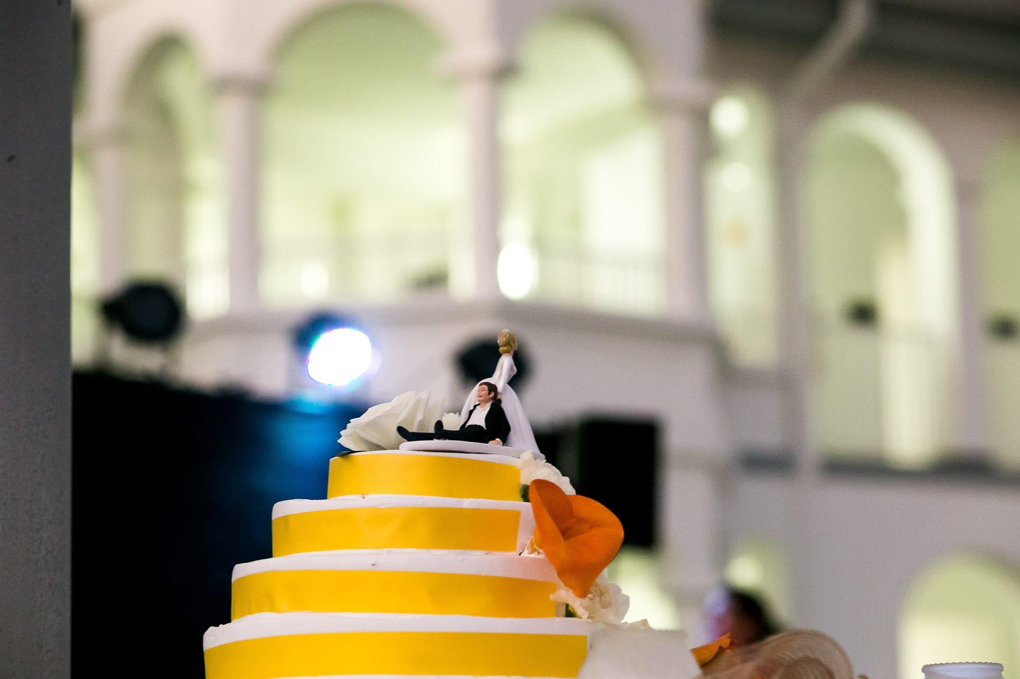 wedding cake in costa rica