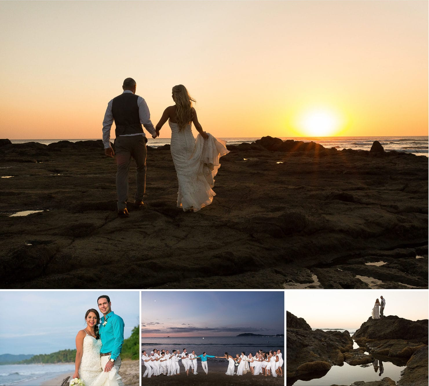 langosta beach club weddings