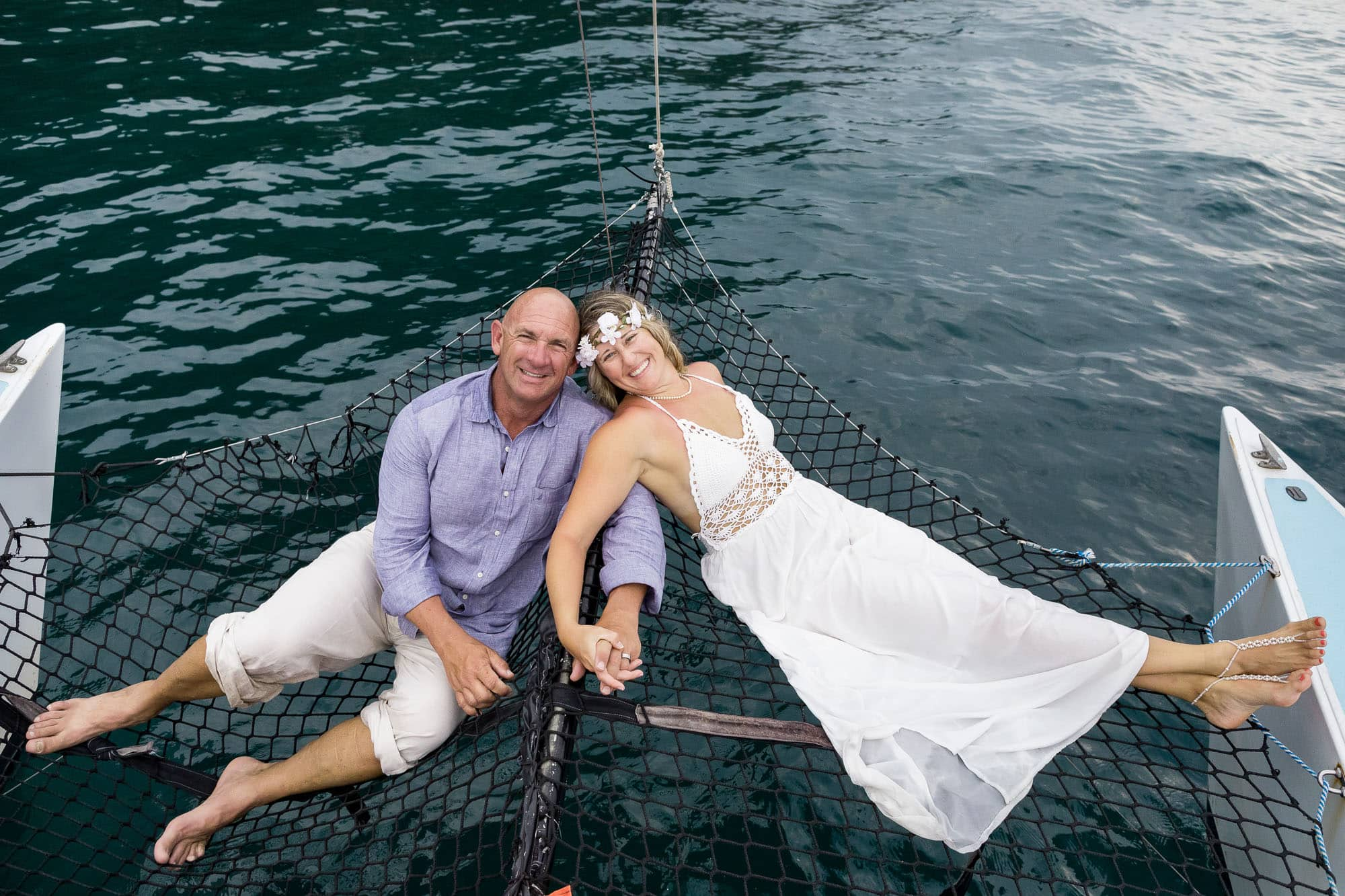 Sailboat Wedding Costa Rica
