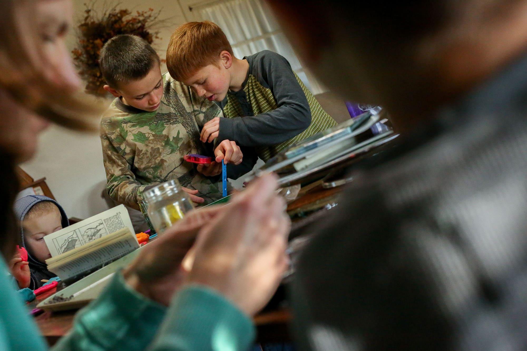 Home schooling in Texas