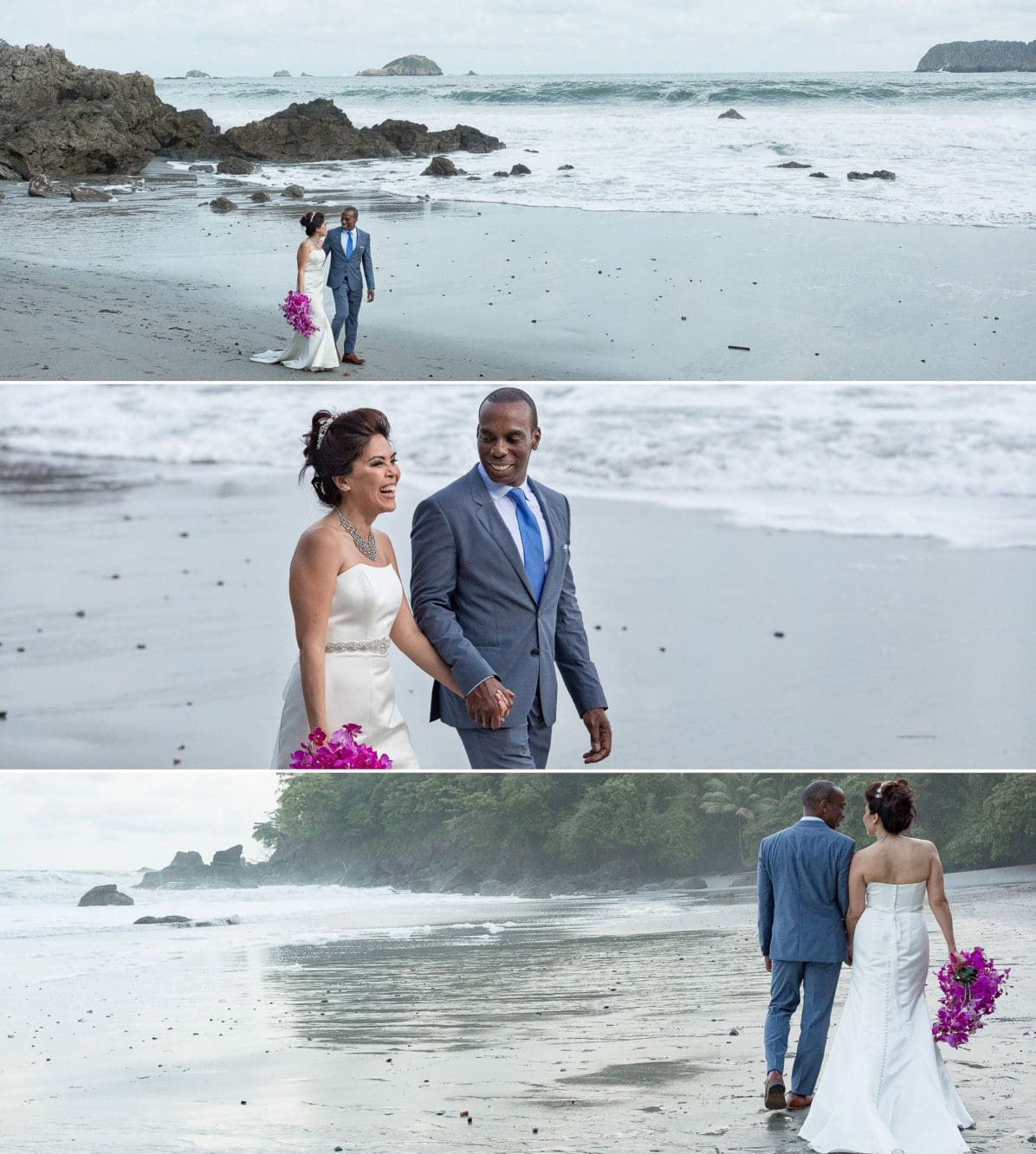 Arenas del Mar beachside wedding