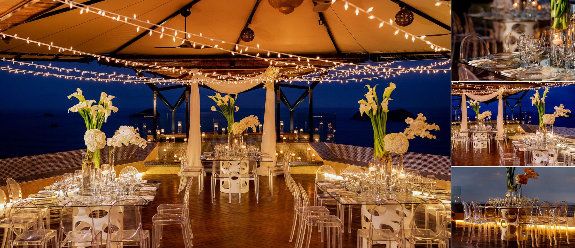 A reception from a fairy-tale