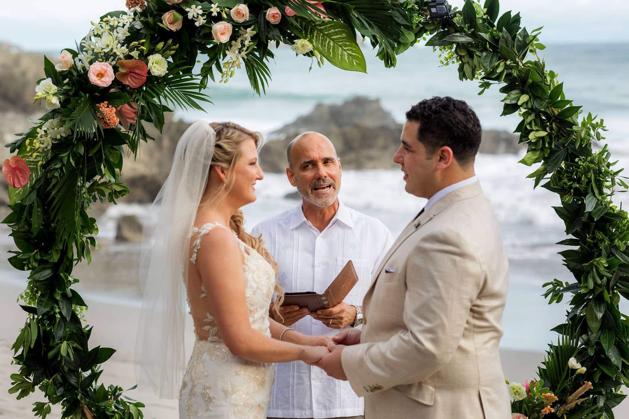 Ceremony shot