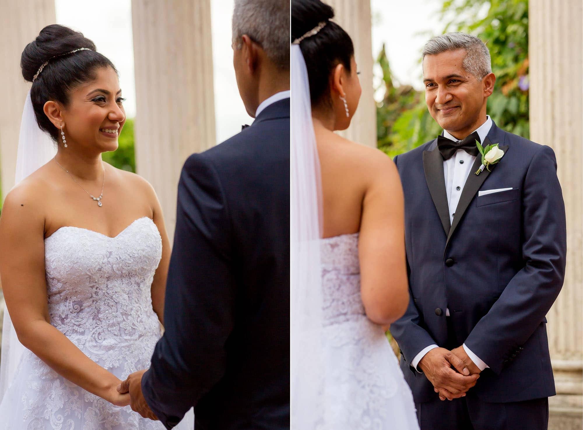 The symbolic wedding ceremony