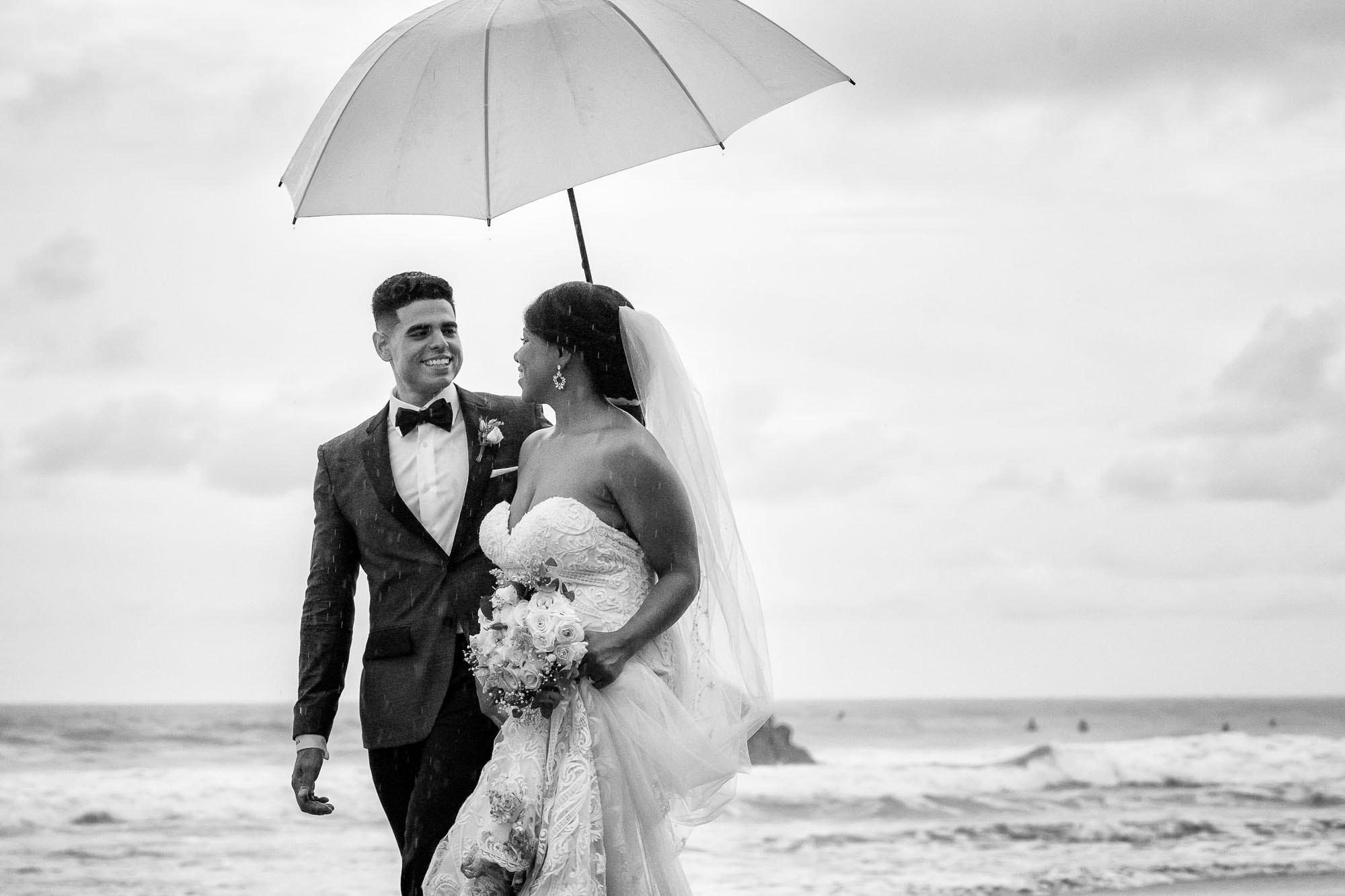 The couple on the beach: timeless wedding venue ideas