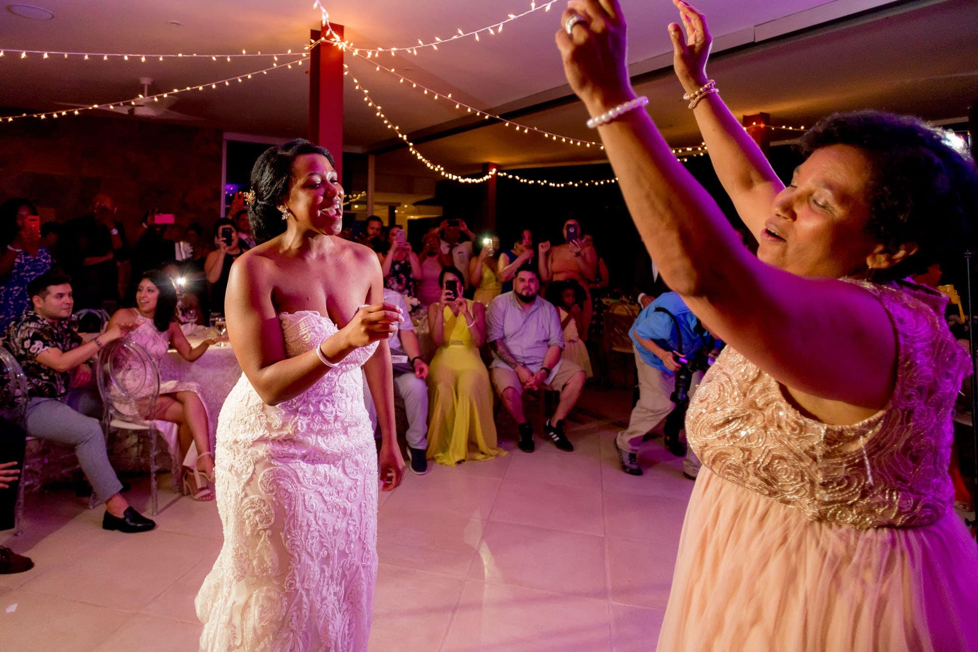 Best dance party ever! Mother-daughter dance