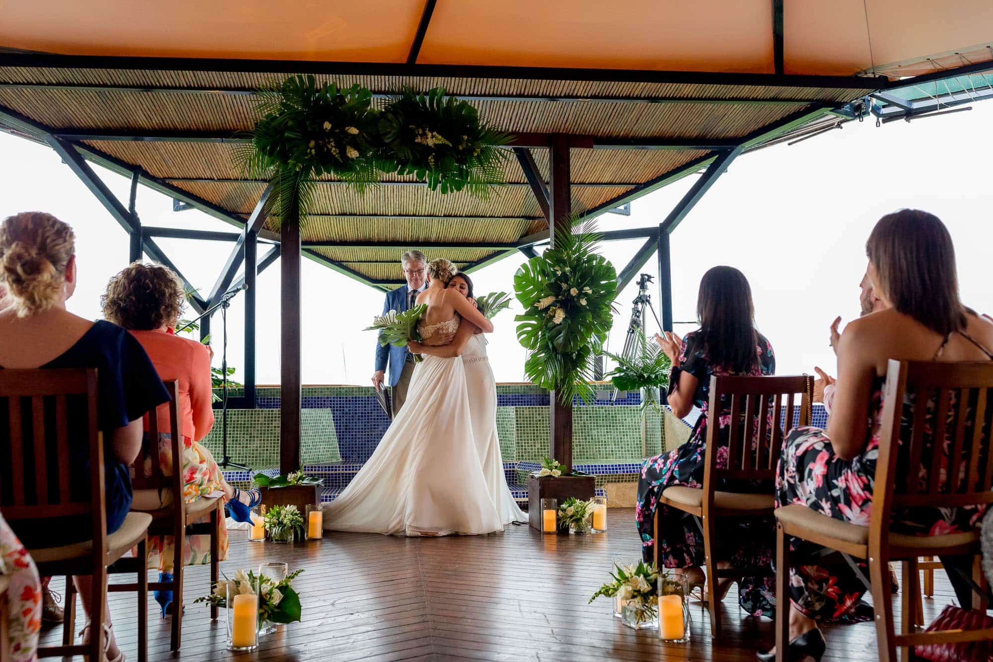 ceremony in costa rica