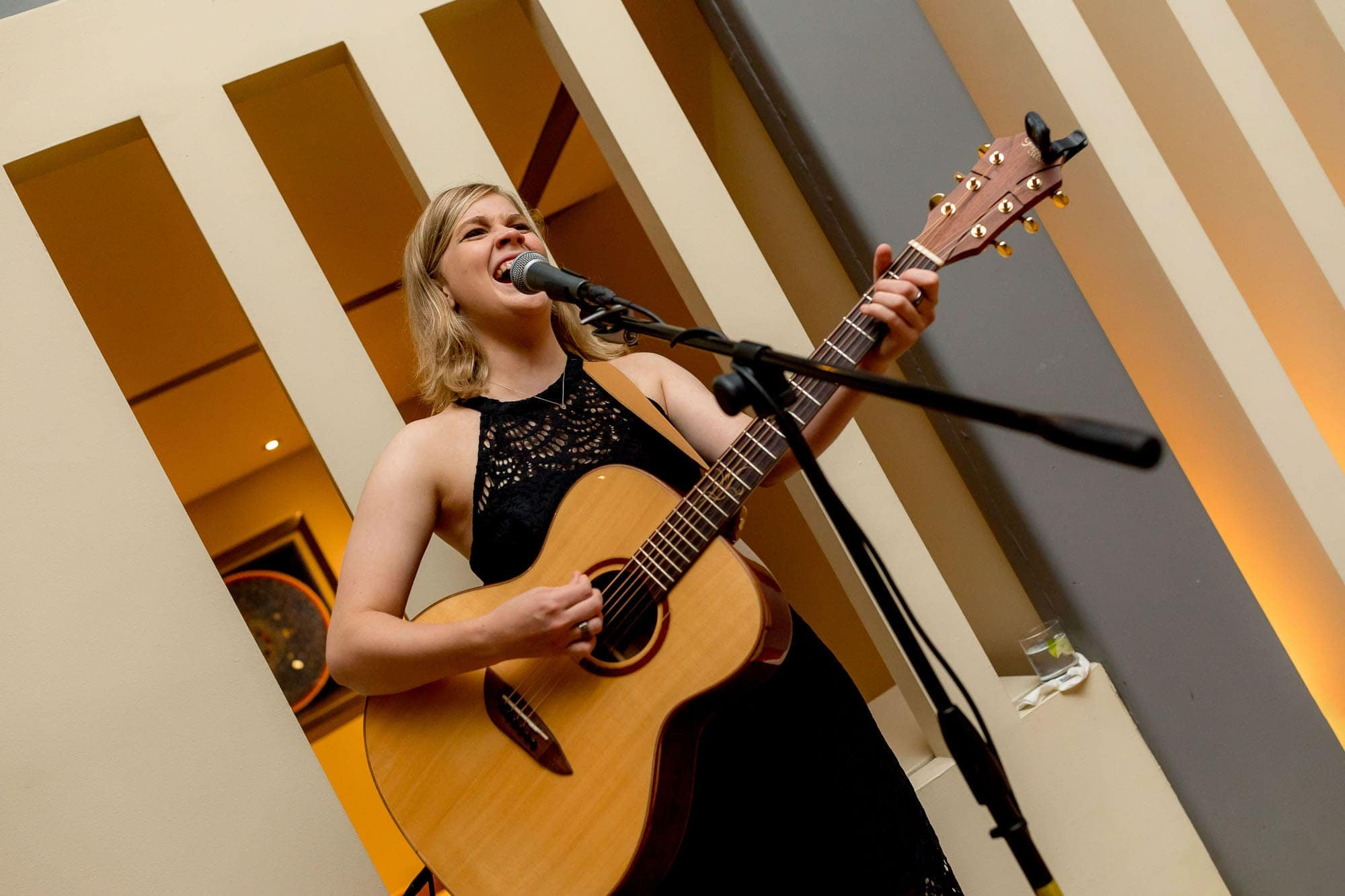Melody Kiser musician and vocalist