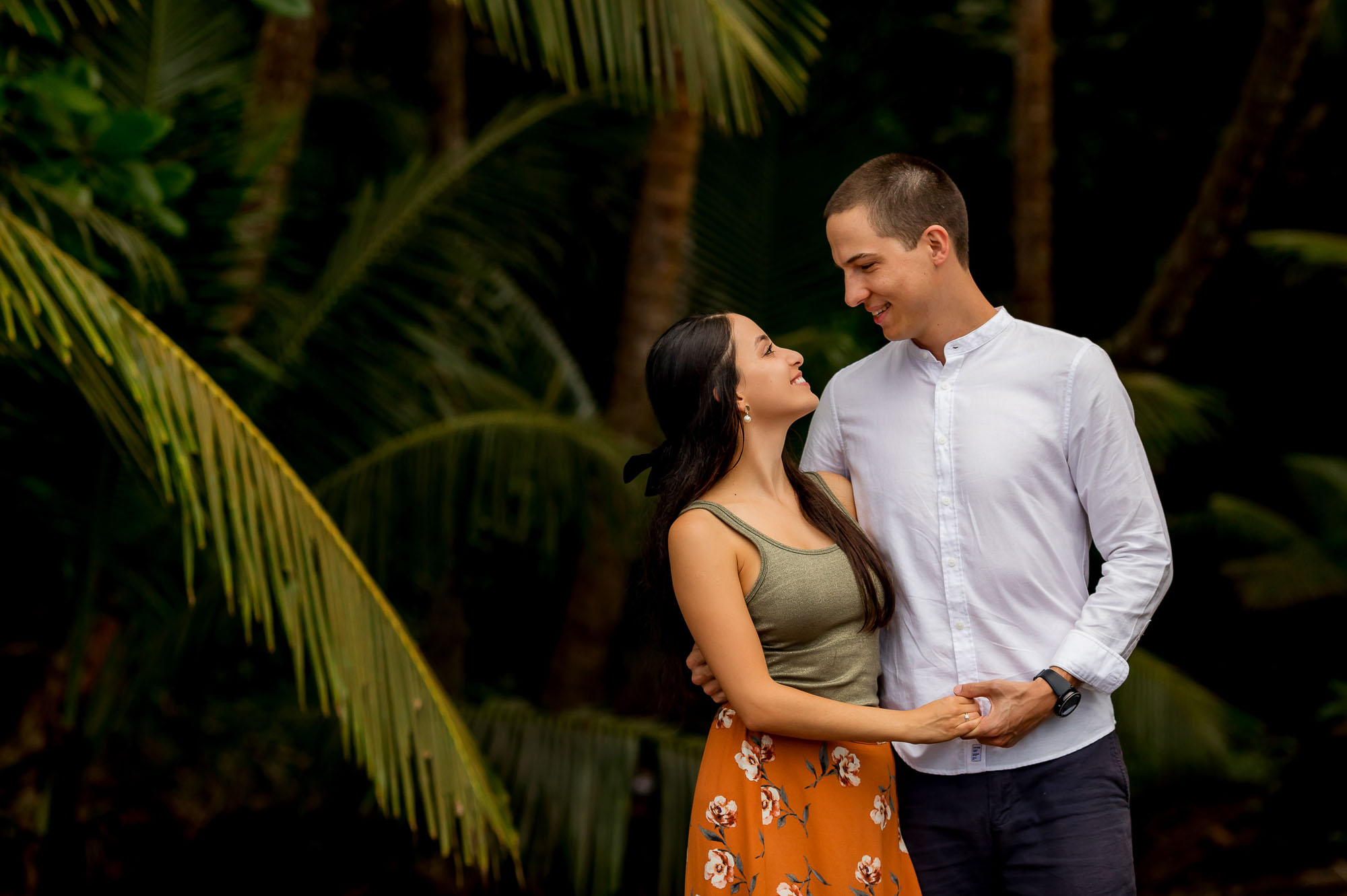 engagement session costa rica