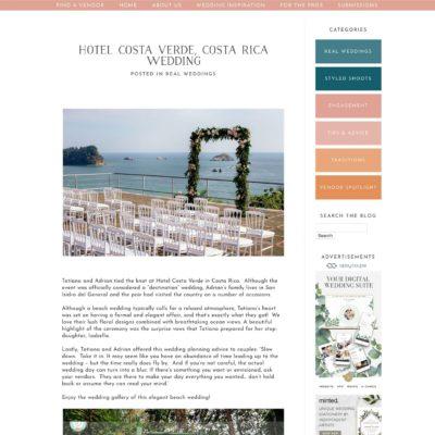 costa rica photographer press and awards