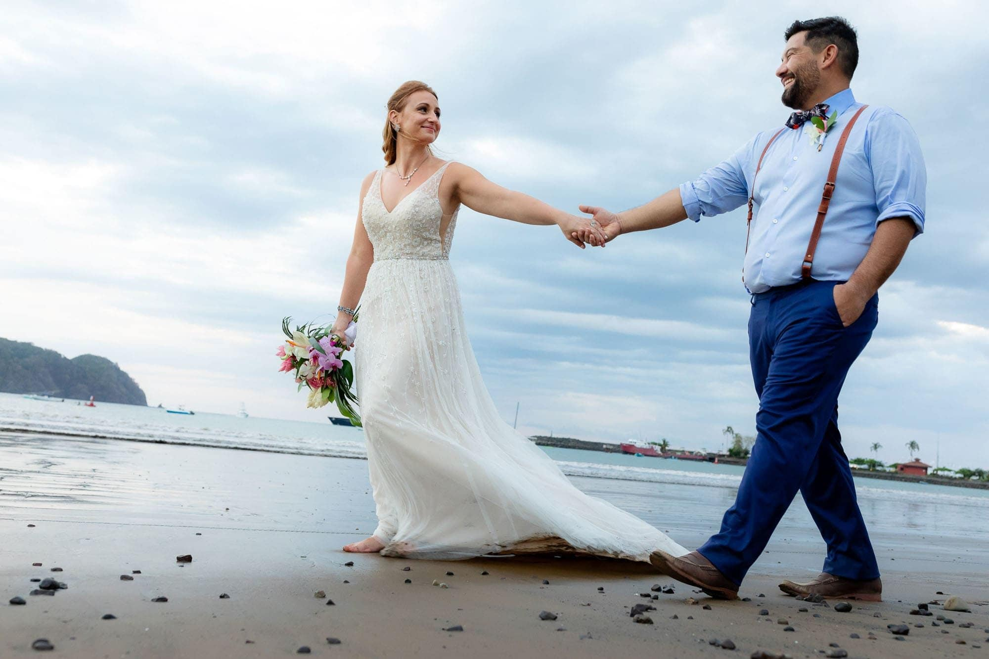 wedding los sueños costa rica