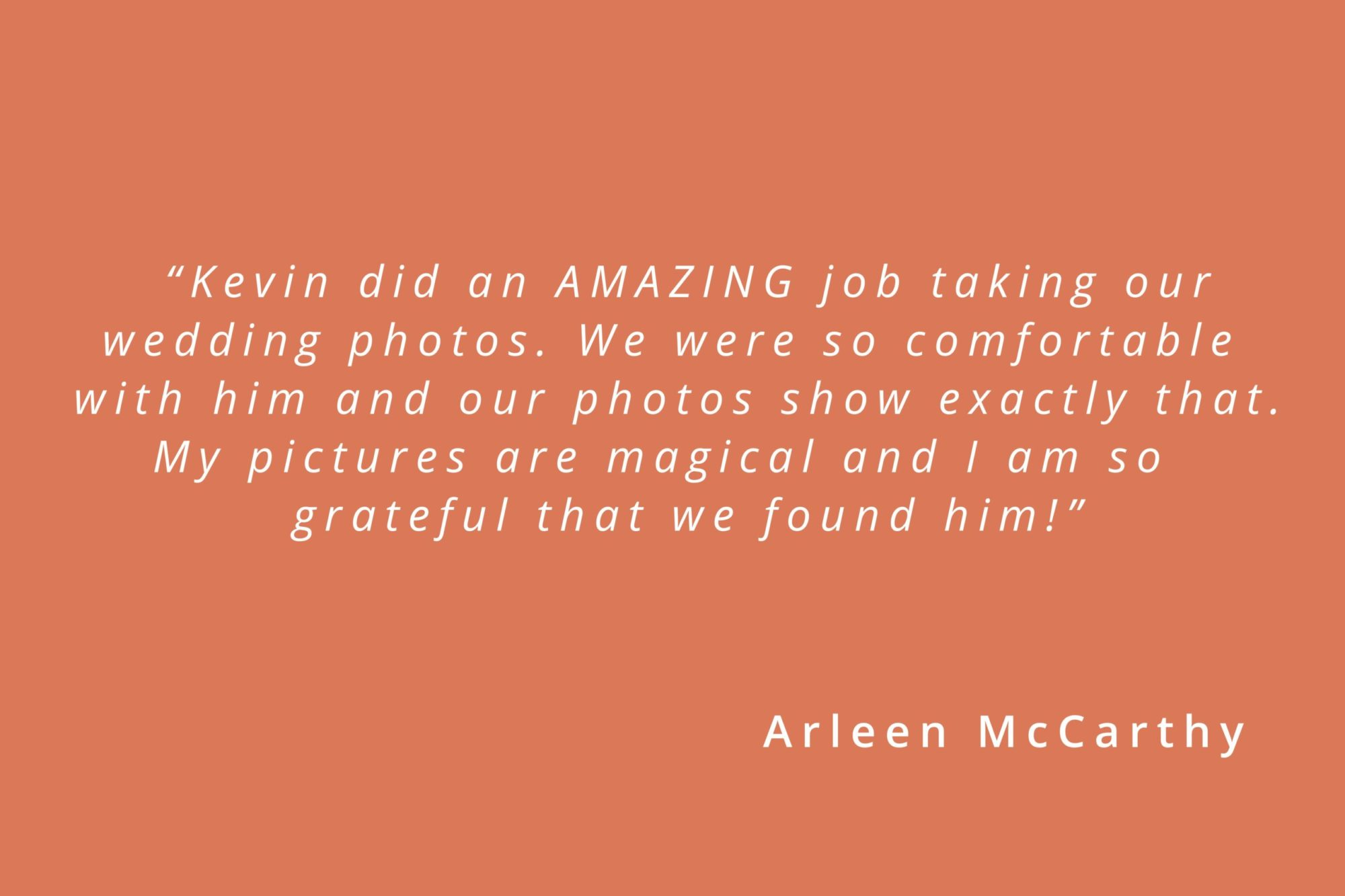 review for kevin heslin photography