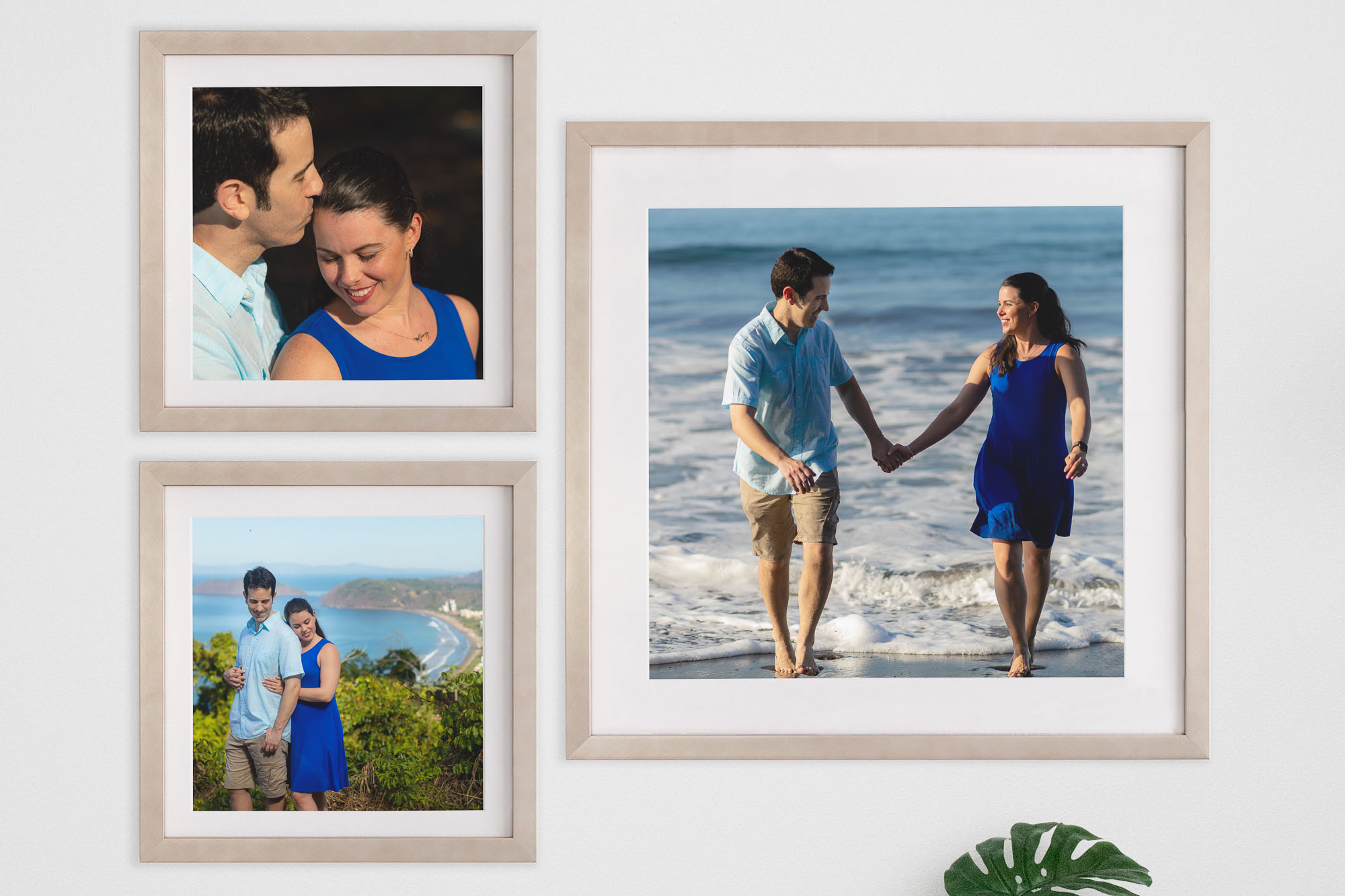 digital files from couple portrait session
