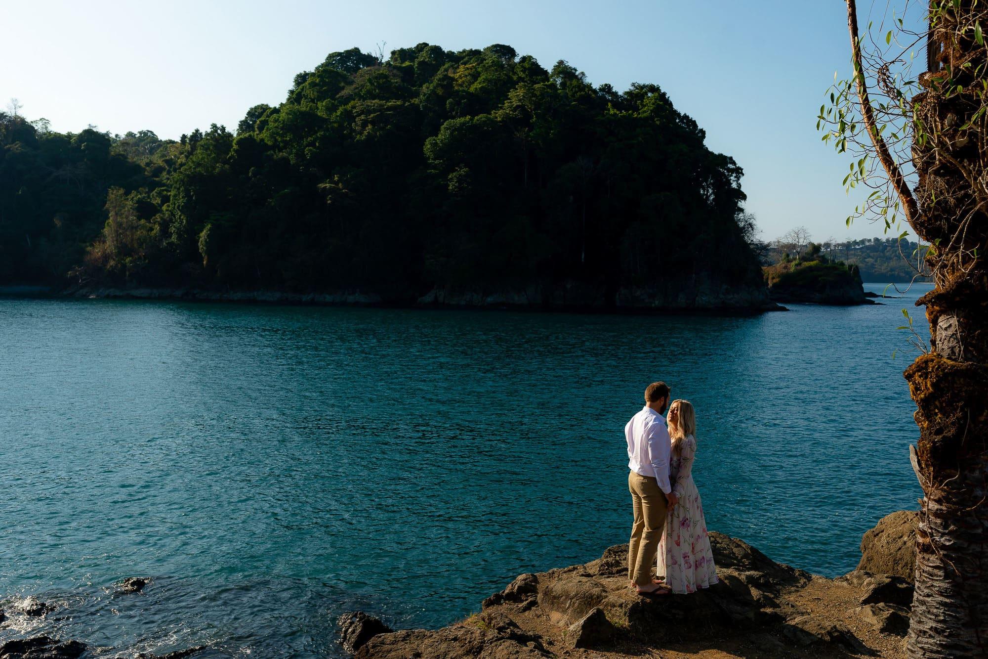 honeymoon session costa rica