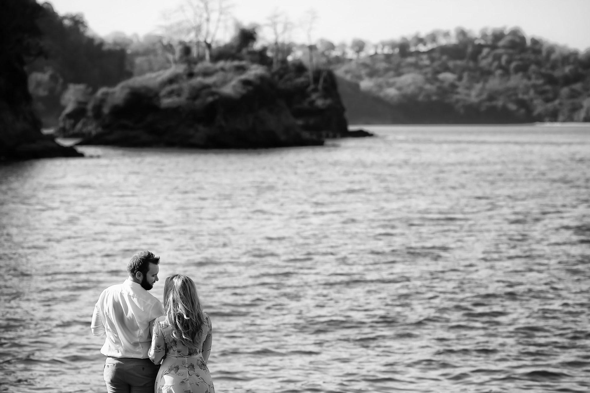 couple's photos costa rica