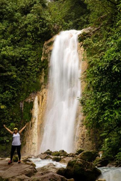 lifestyle waterfall photo