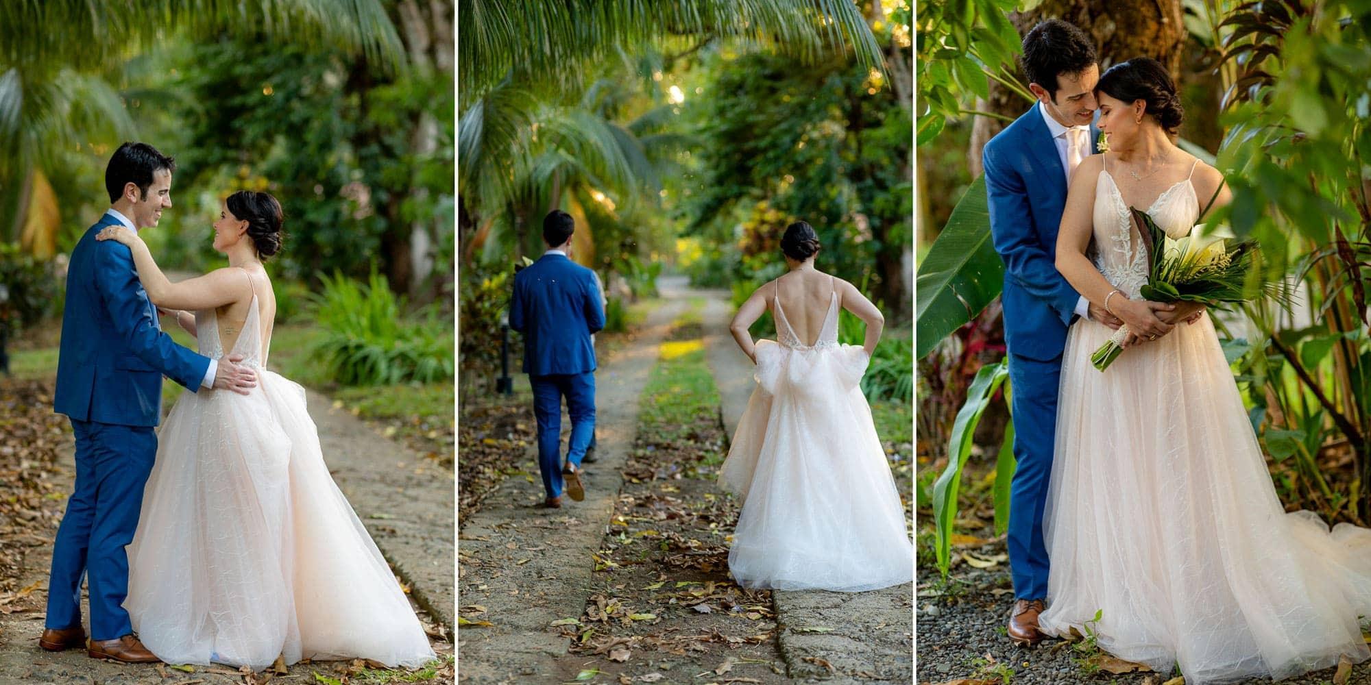 bridal portraits at doce lunas